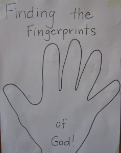 hand picture for fingerprints
