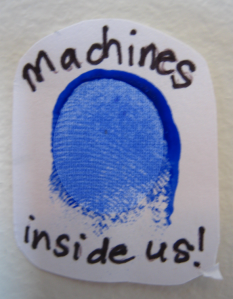 machines fingerprint