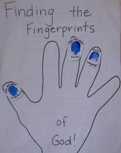 summary fingerprint