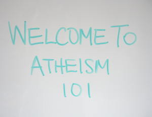 welcome to atheism