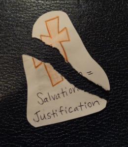lose salvation