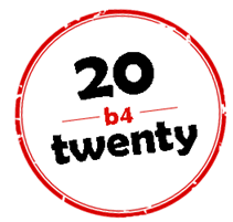20 b4 twenty logo