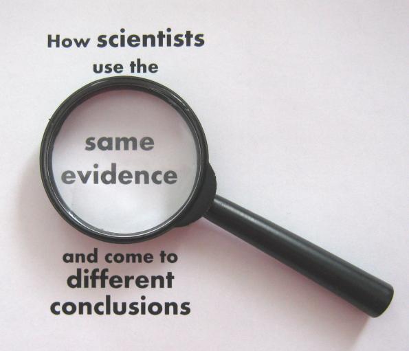 same evidence