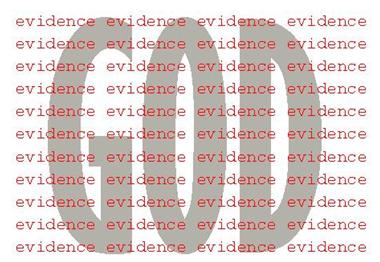 god evidence